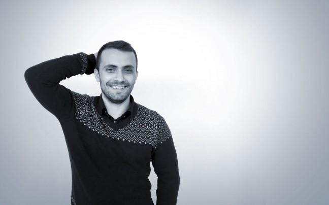 Drilon Rugova profile smiling