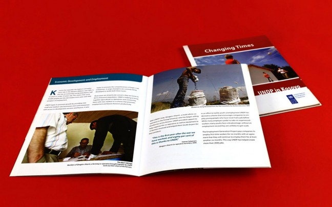 UNDP Changing Times publication preview